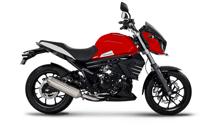 mahindra bike repairs